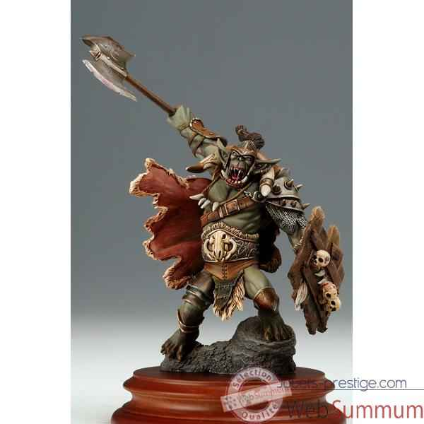 Figurine - Kit a peindre Volgor, The Skull Hunter - WS-02