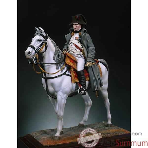 Video Figurine - Napoleon a cheval en 1814 - S8-F29