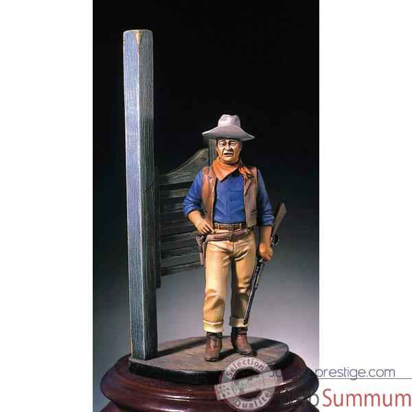 Video Figurine - Kit a peindre Le Duc - S4-F6