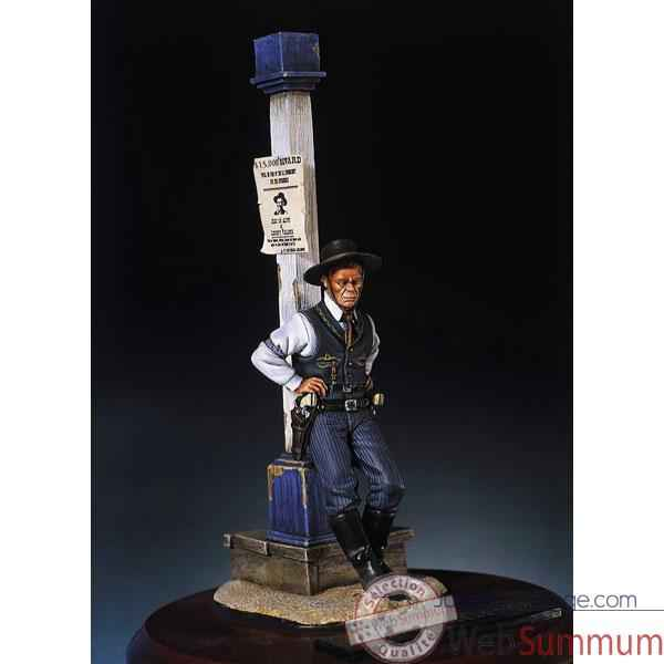 Figurine - Kit a peindre Gangster - S4-F8