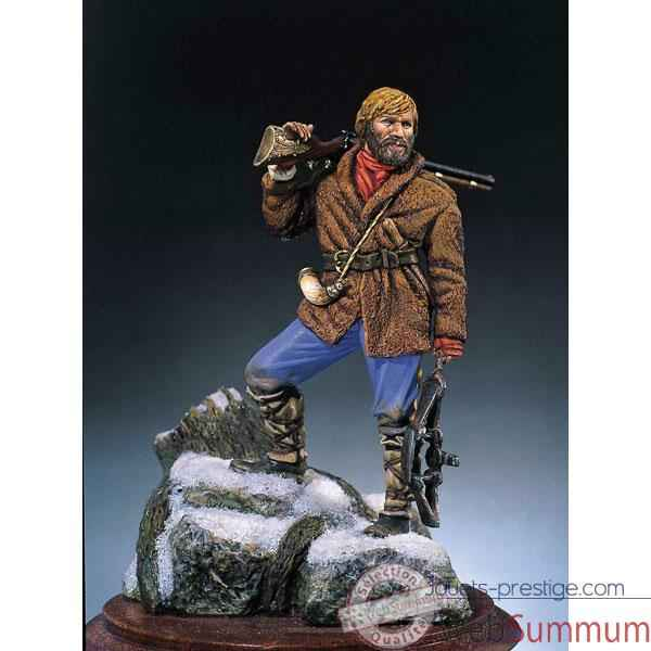 Figurine - Kit a peindre Jeremiah Johnson - S4-F14