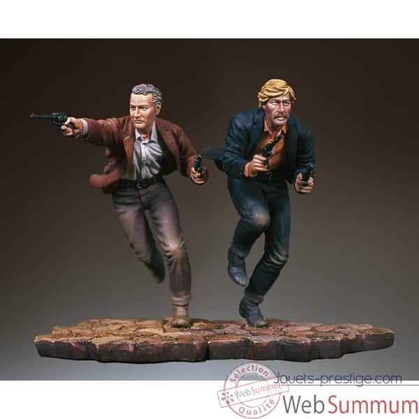 Figurine - Kit a peindre Butch Cassidy - S4-F30