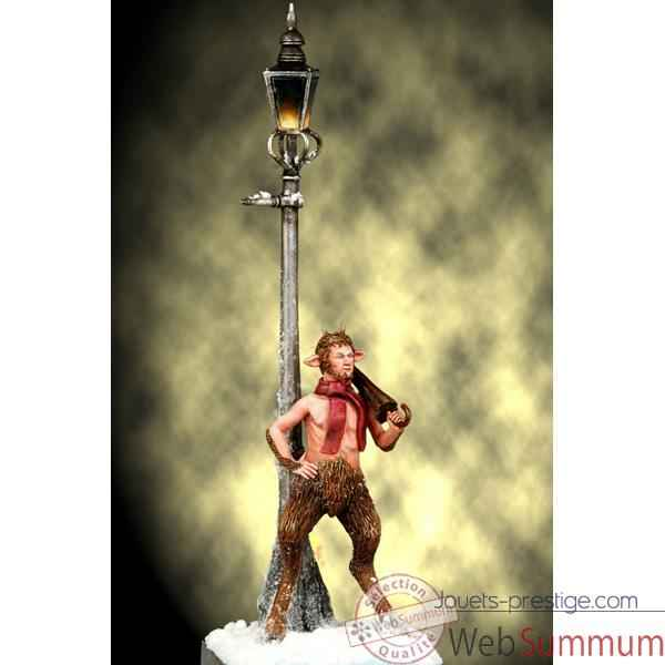 Figurine - Kit a peindre Mr. Tumnus - NARNIA-09
