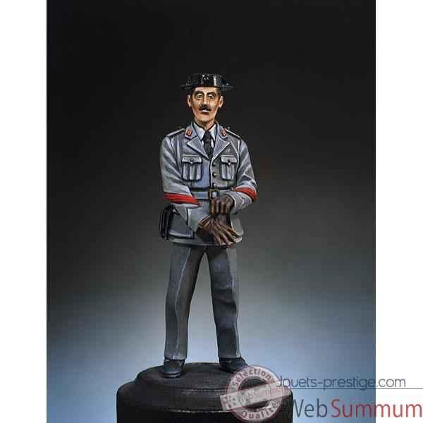 figurine kit peindre guardia civil espagne sg f002 sur jouets prestige. Black Bedroom Furniture Sets. Home Design Ideas