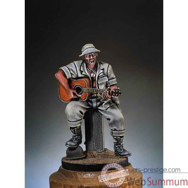 Figurine - Kit a peindre Vietnam Blues en 1970, guitariste - SG-F006