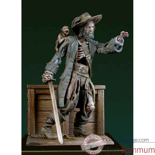 Figurine - Kit a peindre Pirate zombie - SG-F106