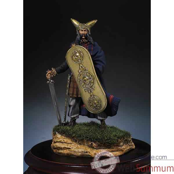 Figurine - Kit a peindre Chef de clan  Ier siecle av. J.-C. - SG-F033