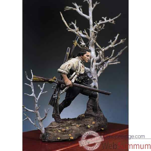 Figurine - Kit a peindre Engage en 1776 - SG-F047