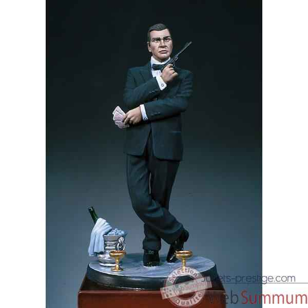 Figurine - Kit a peindre Agent secret - SG-F052