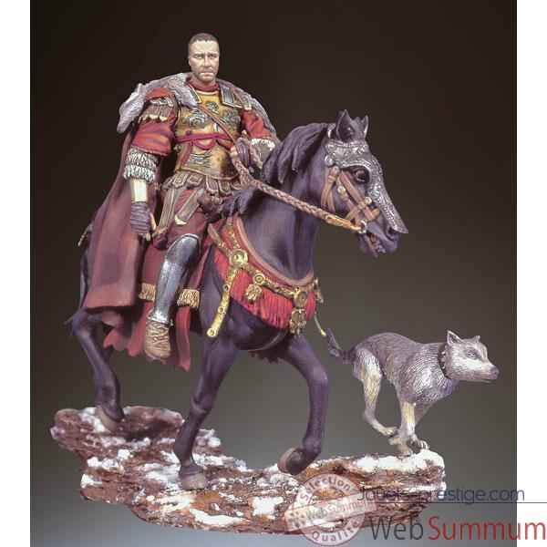 Figurine - Kit a peindre General romain en 180 ap. J.-C. - SG-F072