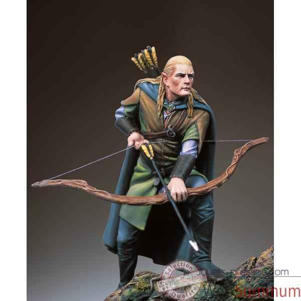 Figurine - Kit a peindre Archer elfe - SG-F084
