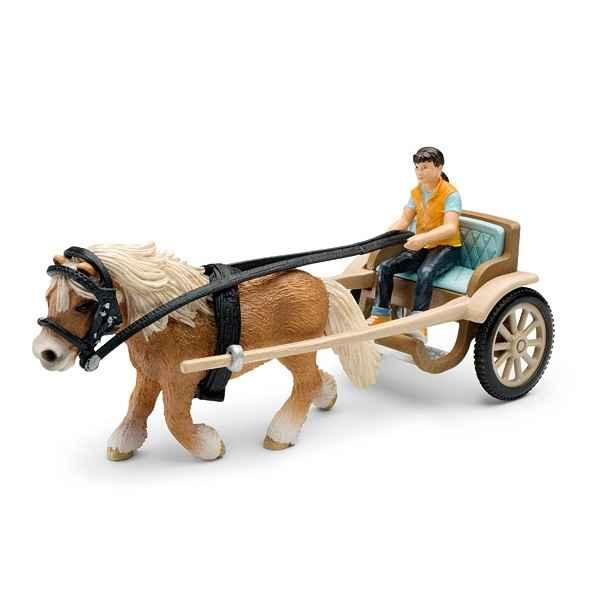 figurine schleich accessoires chevaux cal che pour poney. Black Bedroom Furniture Sets. Home Design Ideas