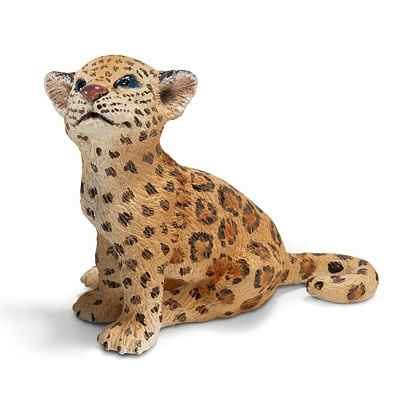 figurine schleich animaux am rique b b jaguar 14622 de jouets figurines. Black Bedroom Furniture Sets. Home Design Ideas