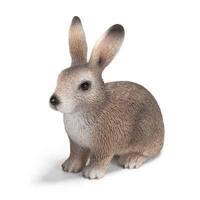 Figurine Schleich Animaux Europe Lapin sauvage -14631