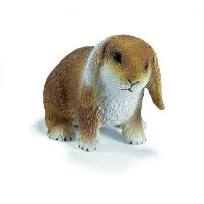Video Figurine Schleich - Le lapin belier nain - 14415
