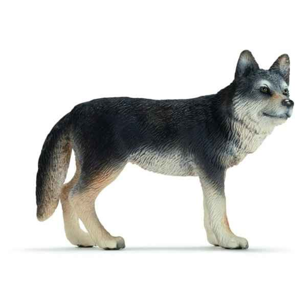 Video Figurine Loup Schleich -14605