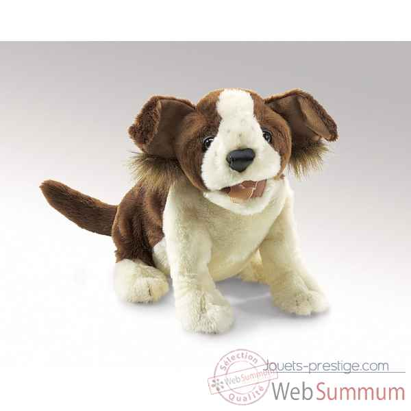 Chien Lucky Folkmanis -2980 -3