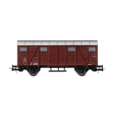 Gamme Junior Jouef Wagon Couvert Sncf -hj6011