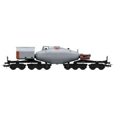 Gamme Junior Jouef Wagon Torpille Fonte Liquide -hj6037