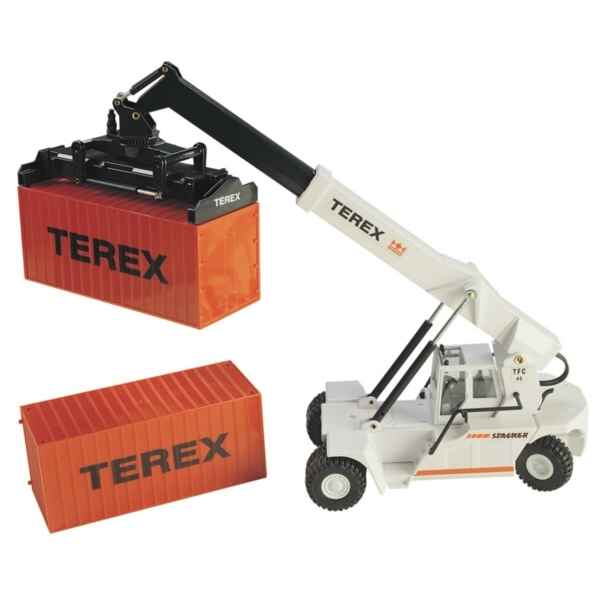 Grue porte-conteneurs Superstacker Terex Joal -151