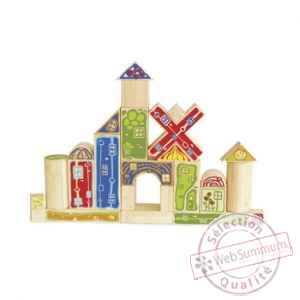 Organeco blocks Hape -E5526