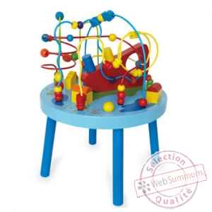 "Table \""aventure de l\\\'ocean\\\"" Hape -E1805"