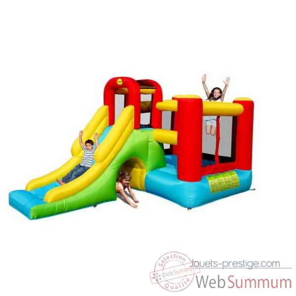 Jeu gonflable adventure happy hop 9160 photos jouets prestige de happy hop - Structure gonflable happy hop ...