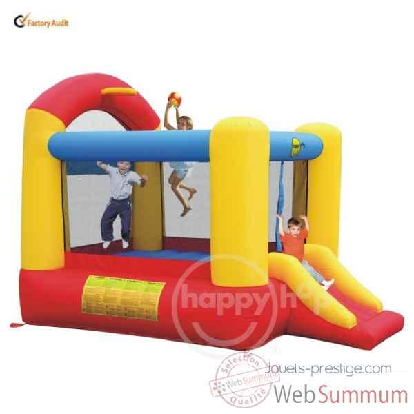 Jouet happy hop recommande ses jouets sur jouets prestige - Chateau gonflable happy hop ...