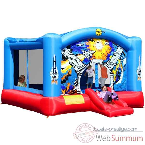 Jeu gonflable super space happy hop 9212 photos jouets prestige de happy hop - Structure gonflable happy hop ...