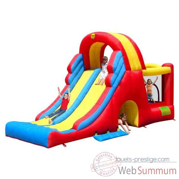 Mega toboggan gonflable Happy Hop -9082N