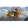 Maquette eurocopter ec-145 securite civile heller -80375