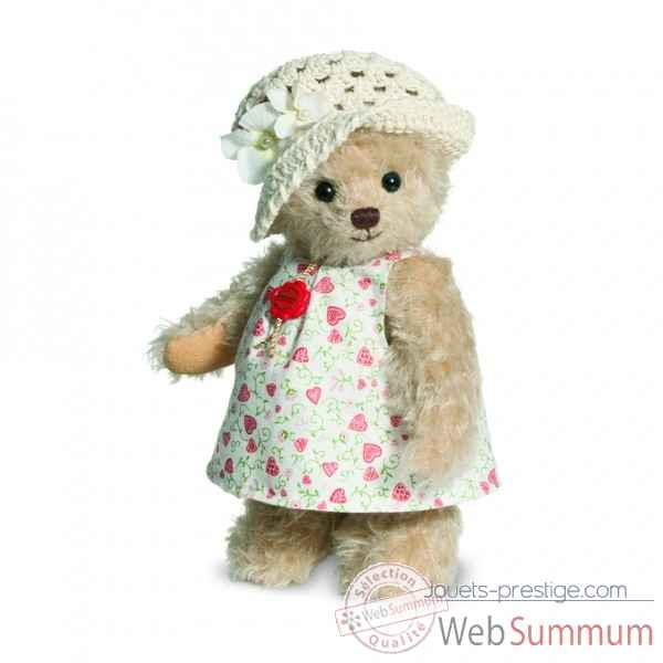 Emilia ourse 22cm Teddy Hermann -11726 1