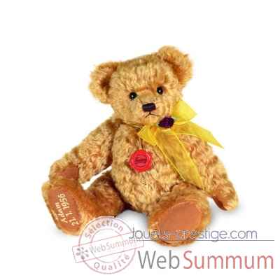 Congratulation teddy honey 30 cm peluche hermann teddy original edition limitee -12035 3
