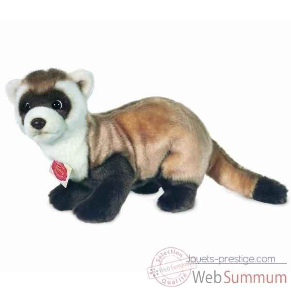 Peluche Furet Hermann Teddy collection 32cm 92637 5