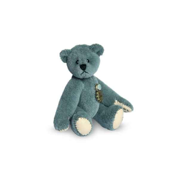 Mini ours teddy bear gris 5,5 cm Hermann -15410 5