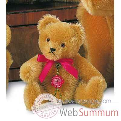 Nostalgic teddy old-gold 17 cm peluche hermann teddy original edition limitee -16317 6