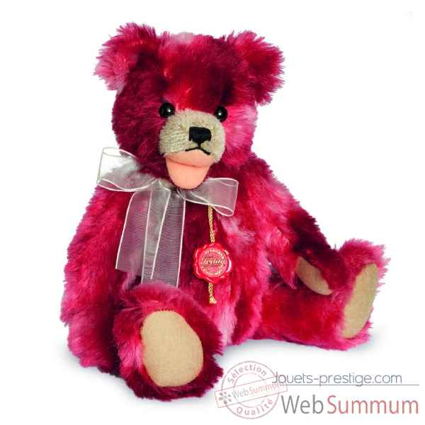 Ours en peluche de collection amarena 31 cm hermann -16442 5