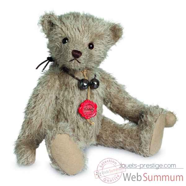 Ours en peluche de collection charlie 30 cm hermann -16650 4