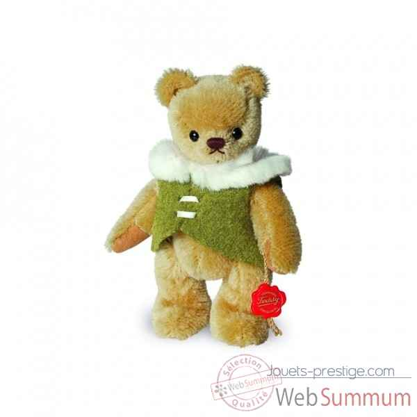 Ours en peluche de collection chris 15 cm hermann -11711 7