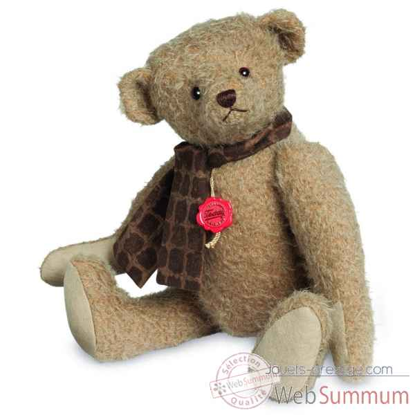 Ours en peluche de collection linhardt 40 cm hermann -16610 8