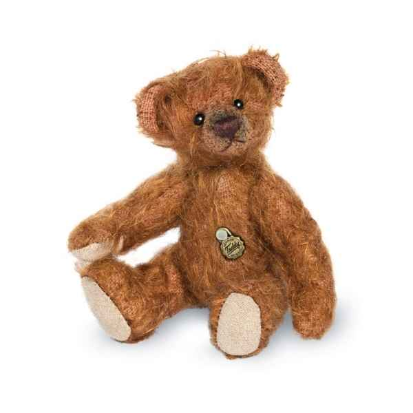 Ours en peluche de collection noah 10 cm hermann -15275 0