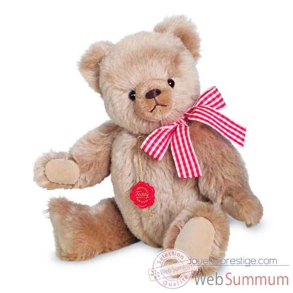 Ours en peluche de collection rainer 30 cm hermann -16670 2
