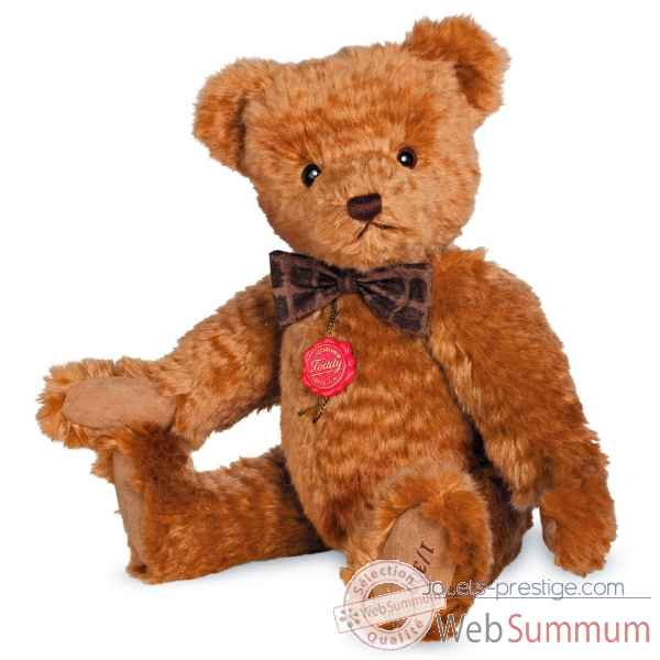 Ours en peluche de collection roland 45 cm hermann -14651 3