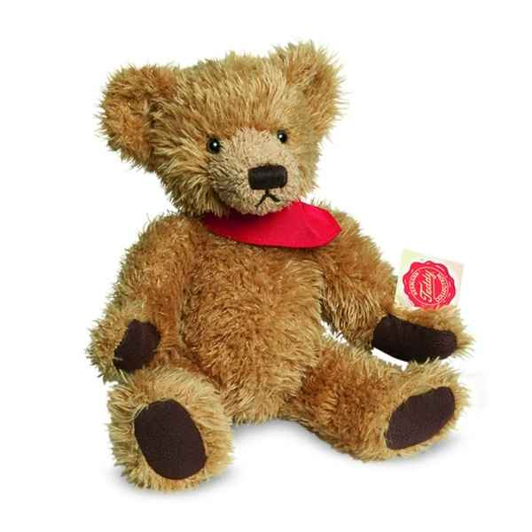 Ours teddy gold 25 cm Hermann -91171 5
