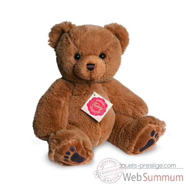 Ours teddy marron 25 cm Hermann -91181 4