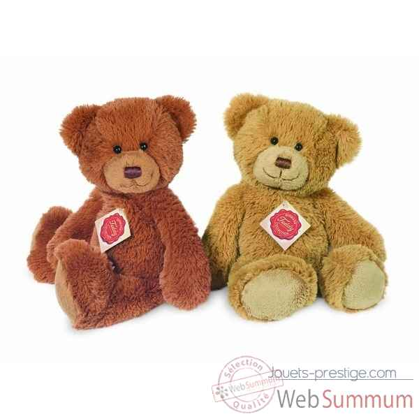 Peluche Ours Teddy marron Hermann Teddy collection 26cm 91161 6