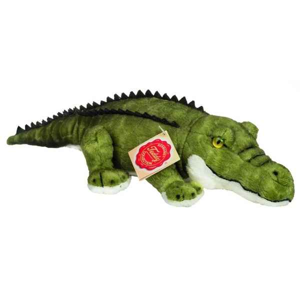 Peluche crocodile 33 cm Hermann -90590 5