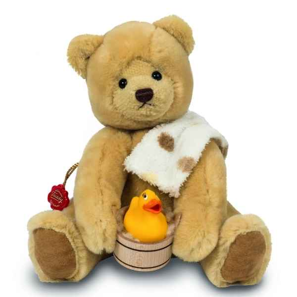 Peluche de collection ours teddy bear bjorn 20 cm ed. limitee Hermann -19000 4