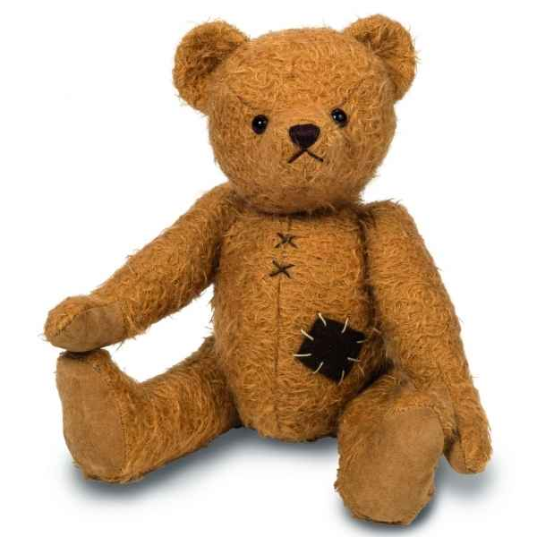 Peluche de collection ours teddy bear eberhard bruiteur 34 cm ed limitee Hermann -16834 8