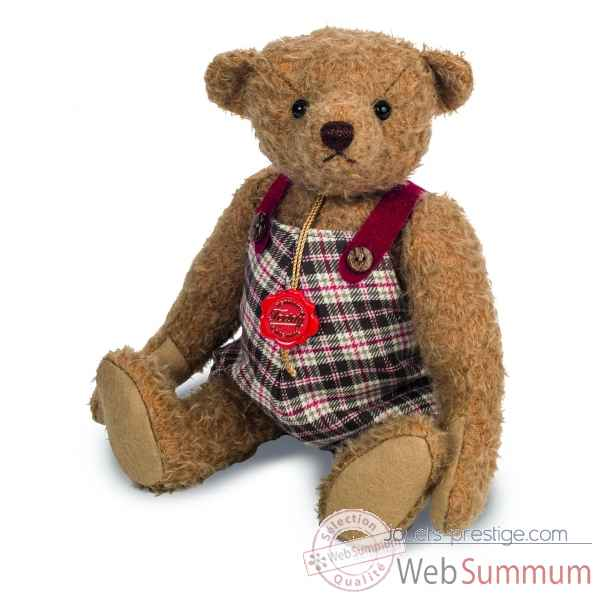 Peluche de collection ours teddy bear markus bruiteur 31 cm ed. limitee Hermann -16625 2